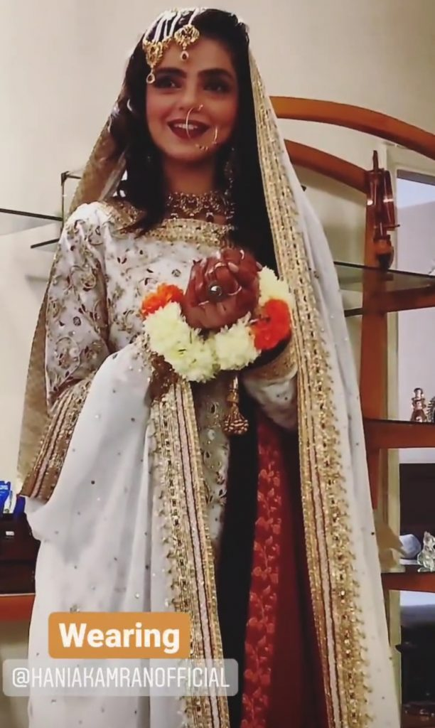 Actress Srha Asghar Is Getting Married