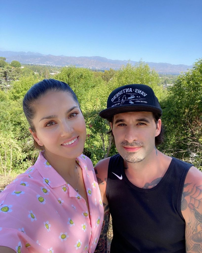 Sunny Leone Husband | 10 Enticing Pictures