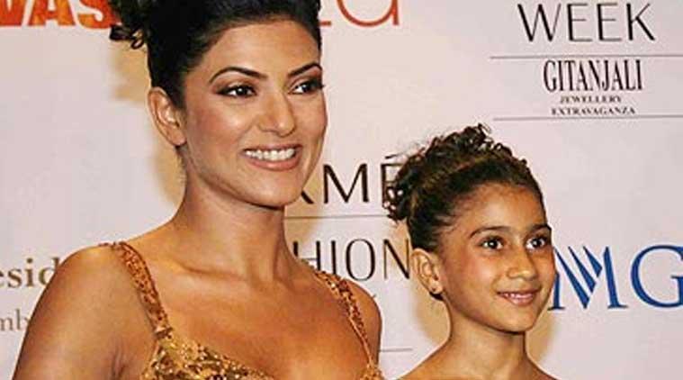 Sushmita Sen Daughters | 10 Beguiling Pictures