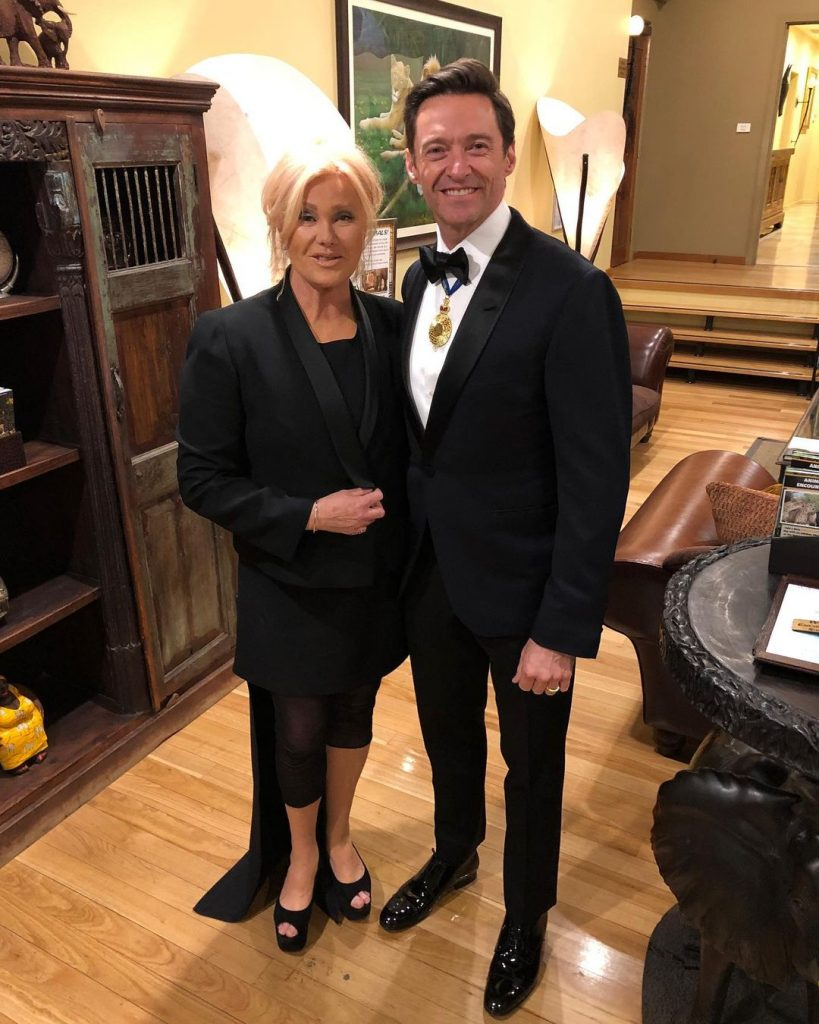 Hugh Jackman Wife   10 Lovely Pictures