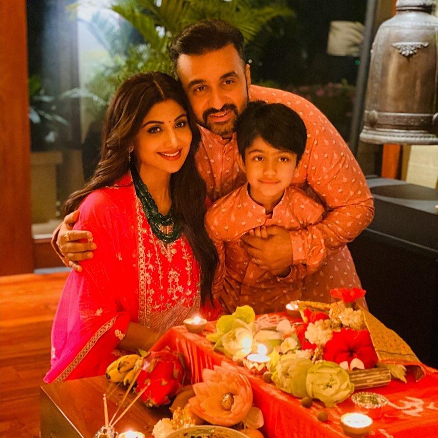 Shilpa Shetty Husband | 10 Enchanting Pictures