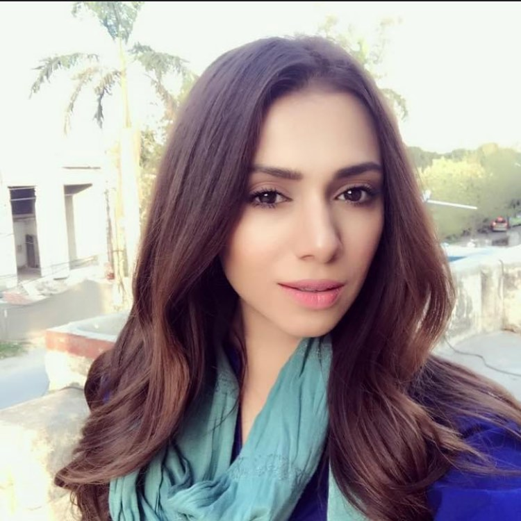 Lovely Outdoor Pictures of Tooba Siddiqui