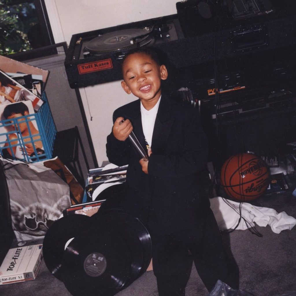 Will Smith Son | 10 Adorable Pictures