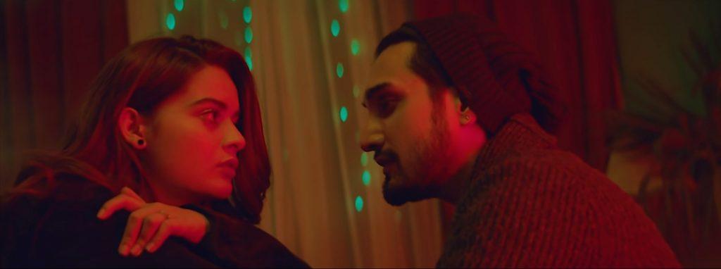 Uzair Jaswal's New Song Featuring Minal Khan