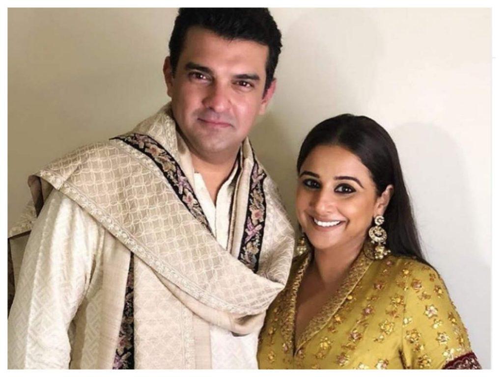 Vidya Balan Husband | 10 Bewitching Pictures