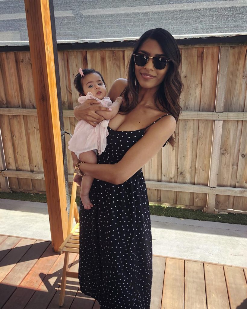 Glenn Maxwell Wife | 10 Beautiful Pictures