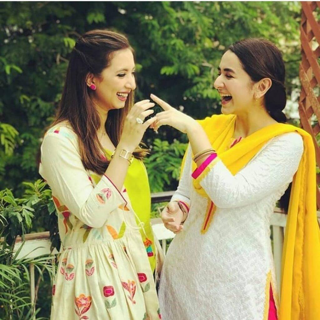 Yumna Zaidi Talks About Her Superhit Project Raaz-e-Ulfat