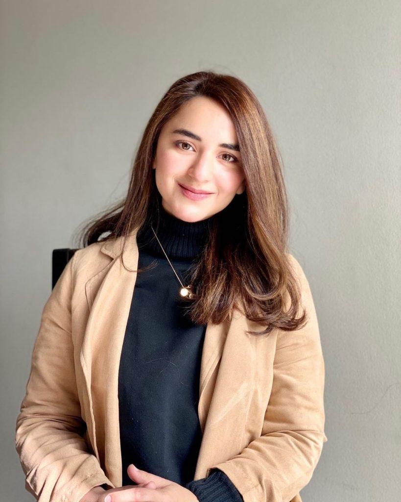 Yumna Zaidi Share Her Thoughts On Working Internationally