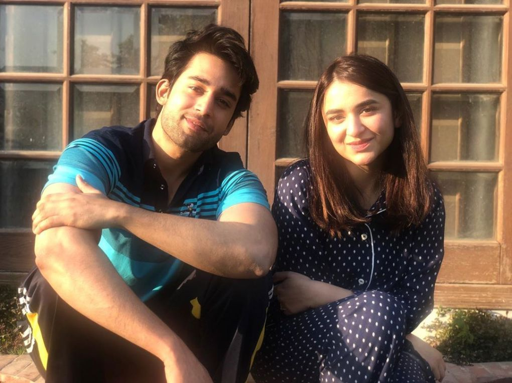 Yumna Zaidi Shares Her Experience From The Set Of Pyar Ke Sadkay