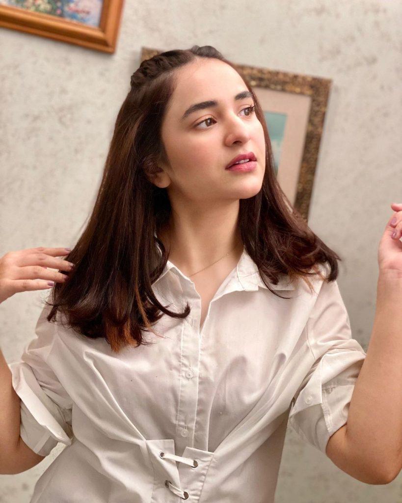 Fabulous Hairstyles of Yumna Zaidi That Are Her Favorite