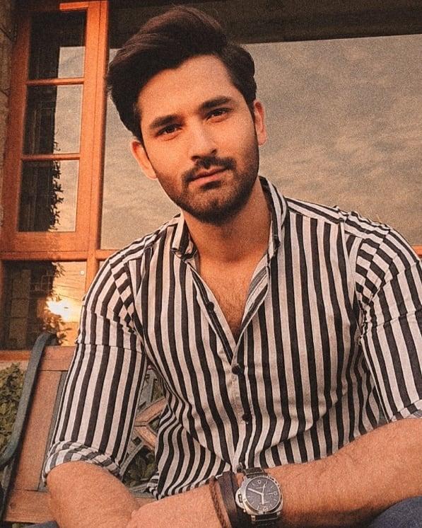 Personal Life Of Mirza Zain Baig