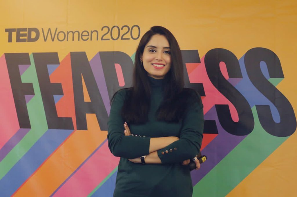 Zainab Abbas Shares Her Journey Of Challenges As A Female Sports Journalist