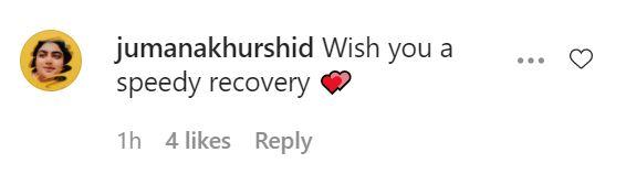 Zarnish Khan Hospitalised- Requested for Prayers