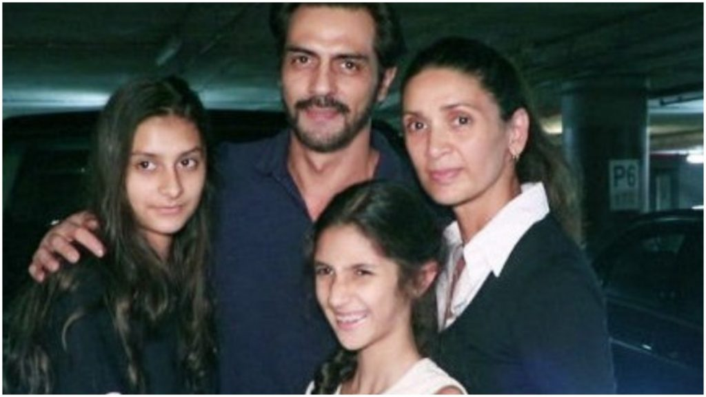 Arjun Rampal Wife | 10 Dreamy Pictures