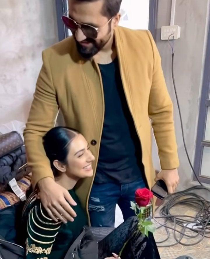 Sarah And Falak Giving Major Relationship Goals