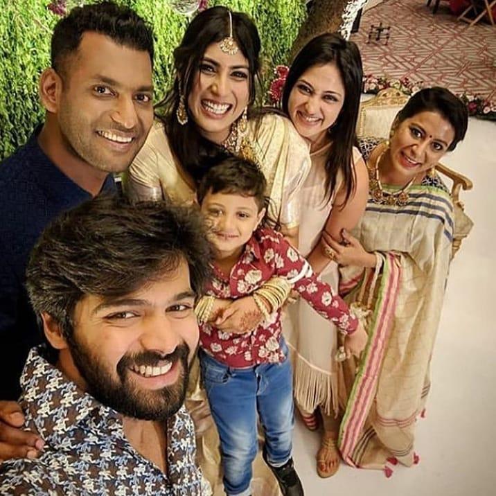 Vishal Wife | 10 Ravishing Pictures