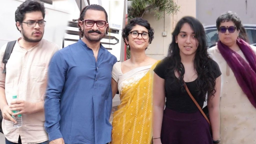 Aamir Khan First Wife | 10 Memorable Pictures
