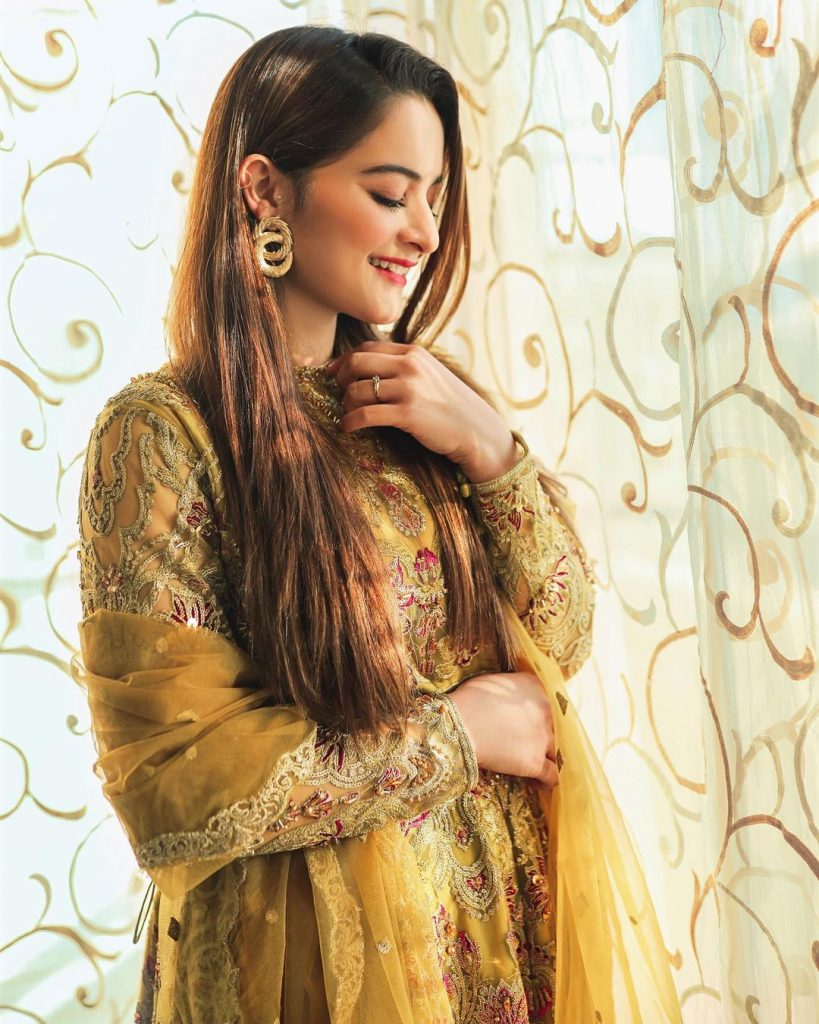 Aiman Khan Talked About Her Return To The Acting