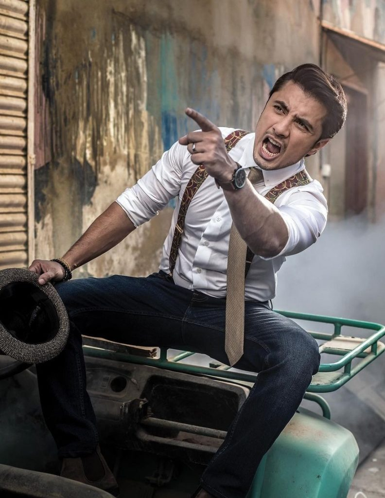 Ali Zafar Listed Among Top 6 Sexiest Asian Men of decade
