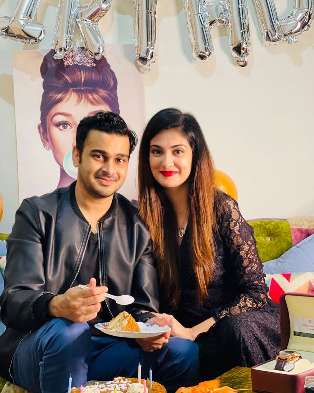 Alizeh Tahir Celebrated Birthday of her Husband Arsalan - Adorable Pictures
