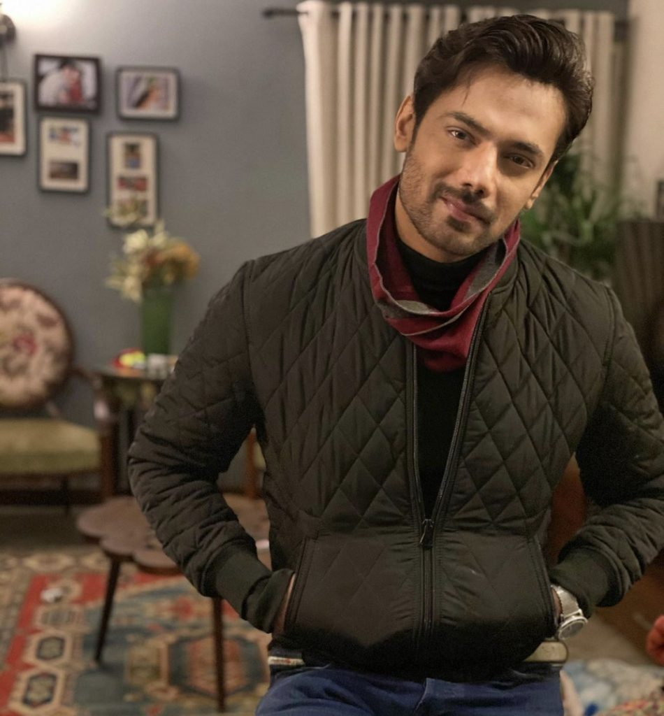 Zahid Ahmed Thinks Amal Muneeb Is Like Her Mother