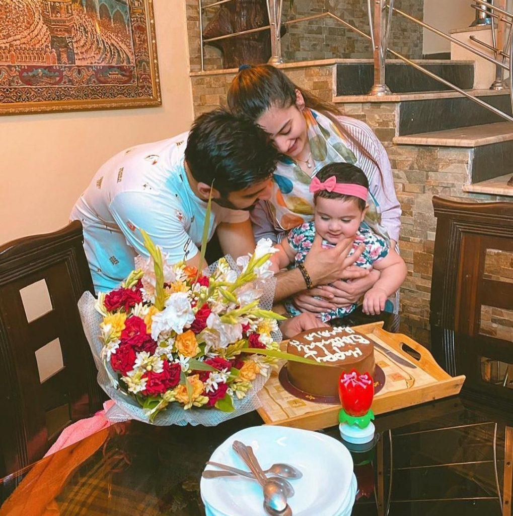 Aiman Khan And Muneeb Butt Talked About Raising Amal