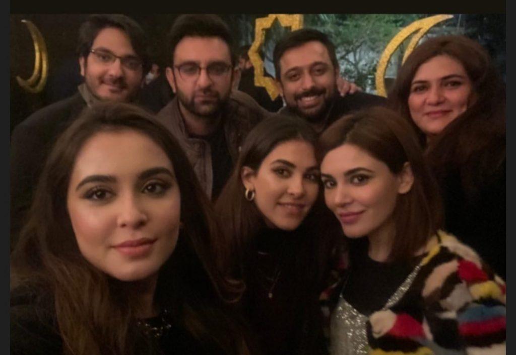 Ammara Hikmat Throws Birthday Bash For Husband