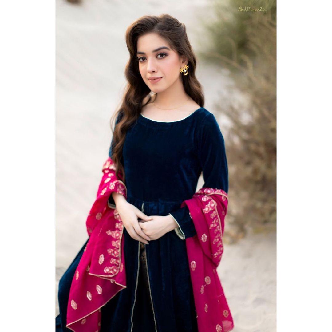 Latest Clicks of Beautiful Actress Arisha Razi Khan