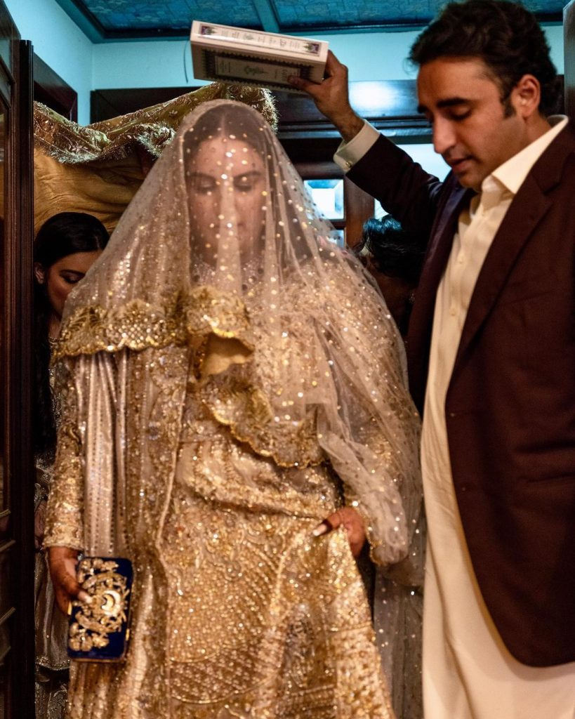 Bakhtawar Bhutto Zardari Tied The Knot With Mahmood Chaudary
