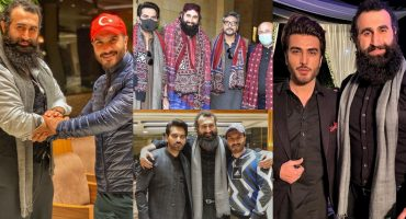 Celal AL Penned Down A Heart Felt Note After His Visit To Pakistan
