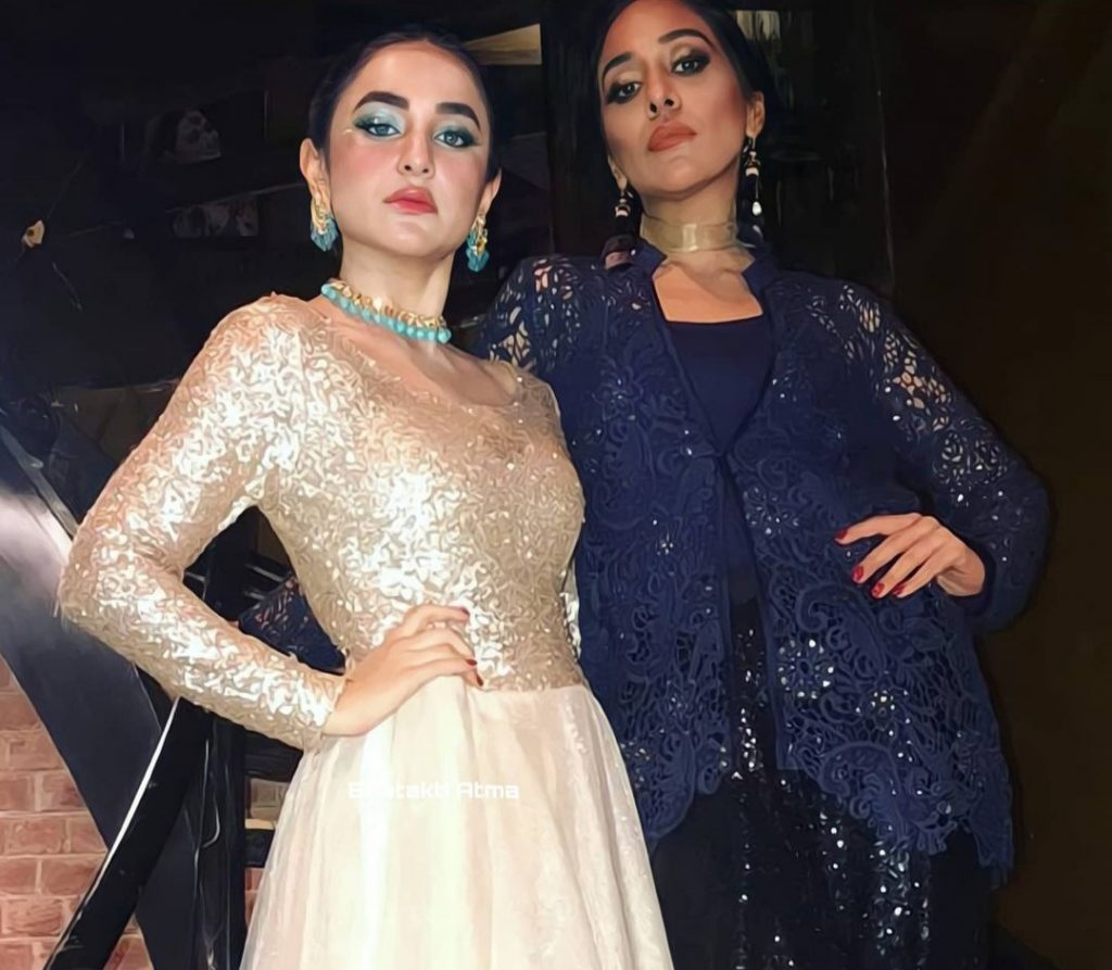 Drama Dil Na Umeed Tou Nahi BTS Pictures