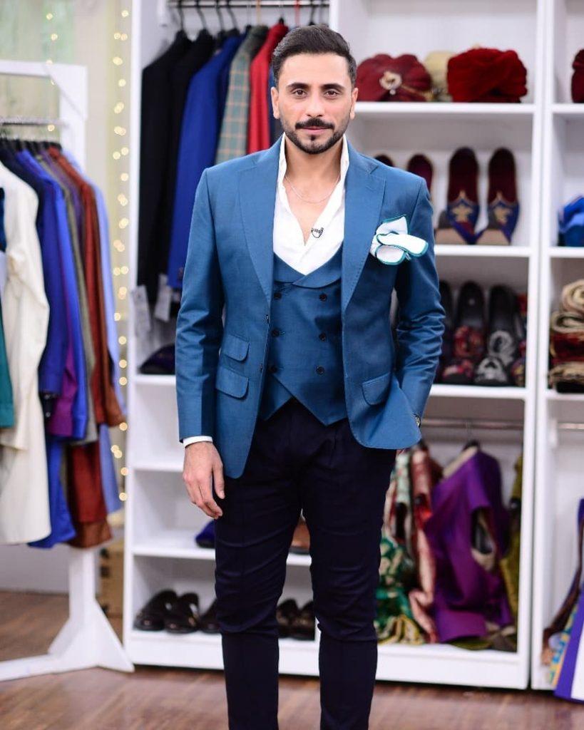 Humayun Alamgir Dancing On Gagar In His New Styling Video
