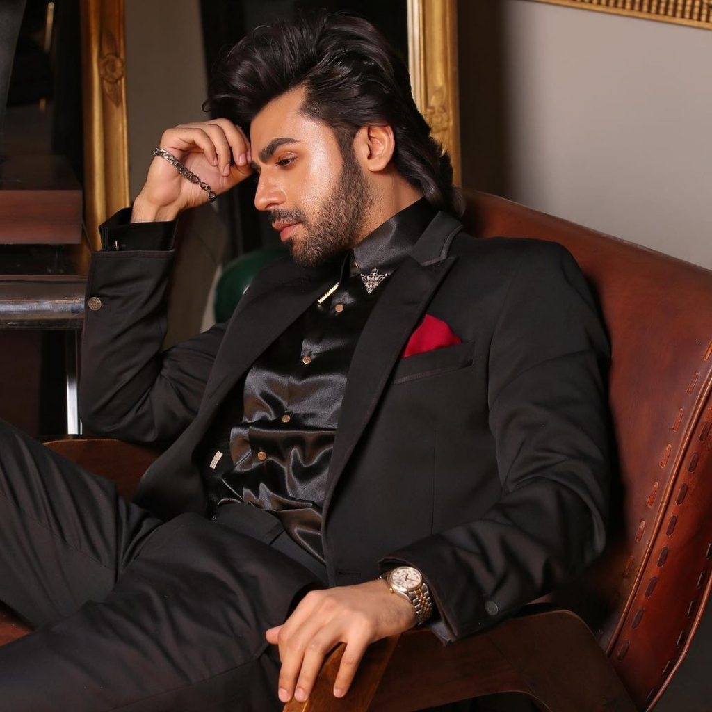 Farhan Saeed is Giving Youthful Vibes in Recent Photos
