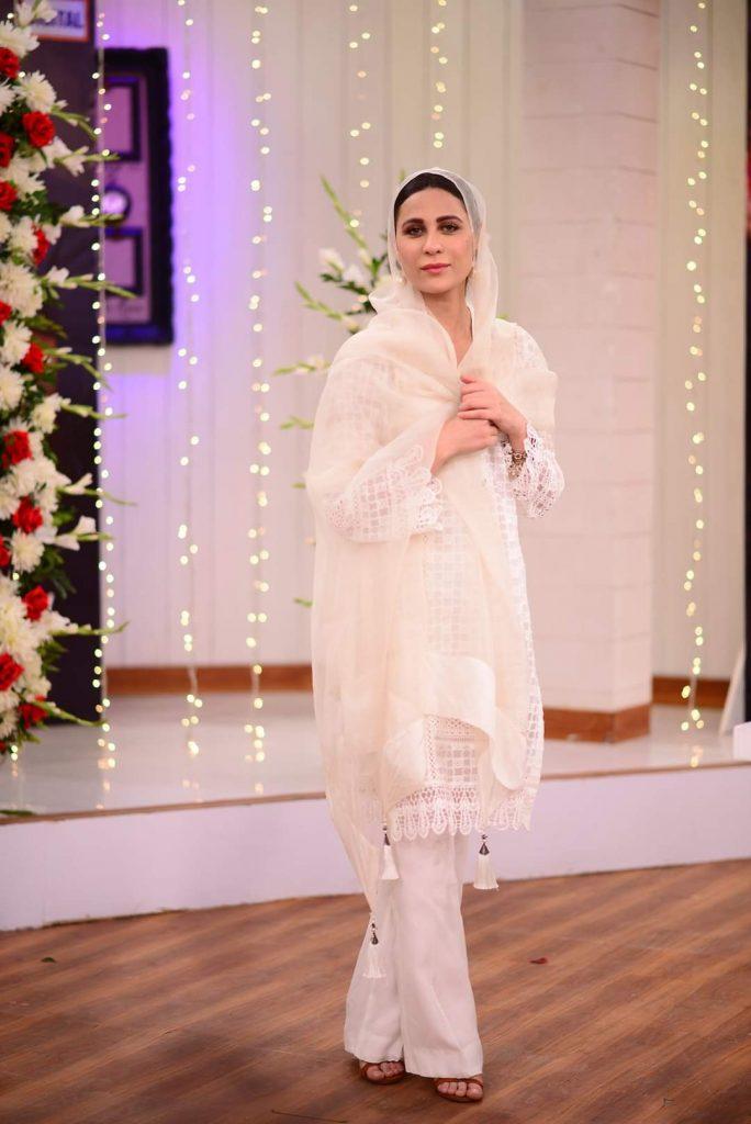 Is Nausheen Shah Heading Towards Religious Transformation
