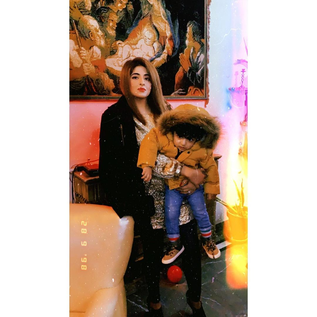 Actress Fatima Sohail New Pictures from her Instagram