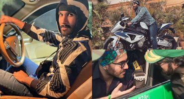 Feroze Khan's Obsession with Cars and Bikes