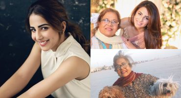 Ushna Shah's Relationship With Her Mother