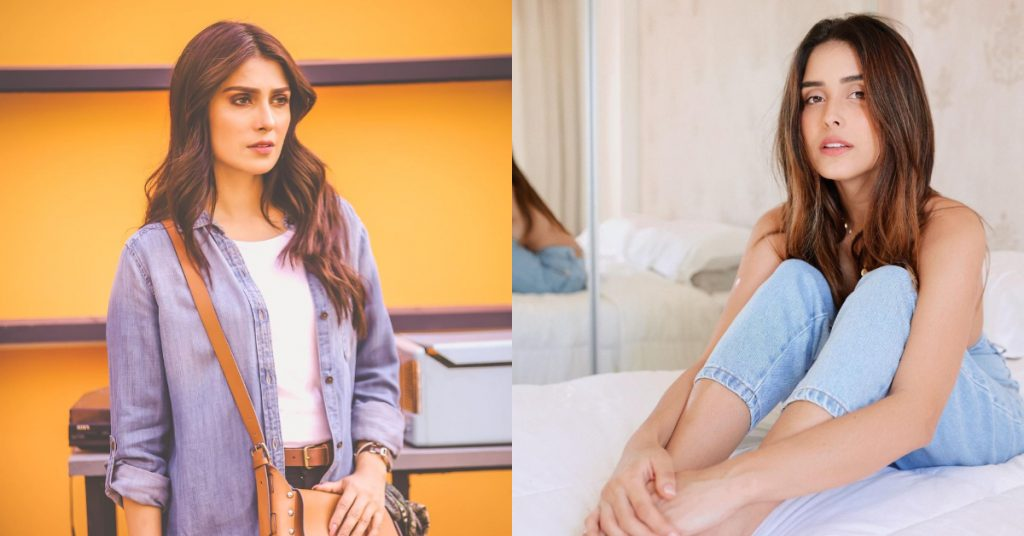 Social Media Finds Ayeza Khan's Doppelganger