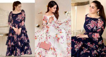 Aiman Khan and Minal Khan Latest Beautiful Photoshoot for Aiman Minal Closet
