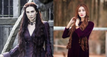 Pakistani Doppelganger Of Melisandre From Drama Series GOT