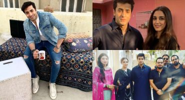 Sheheryar Munawar Revels About His Character In Pehli Si Muhabbat