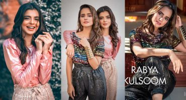 Rabya Kulsoom and Srha Asghar Latest Photoshoot for Hello Pakistan