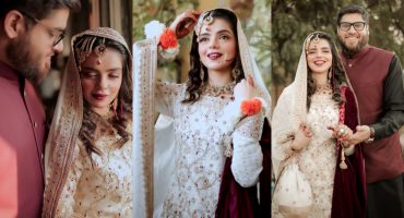 Actress Srha Asghar Beautiful Wedding Photoshoot