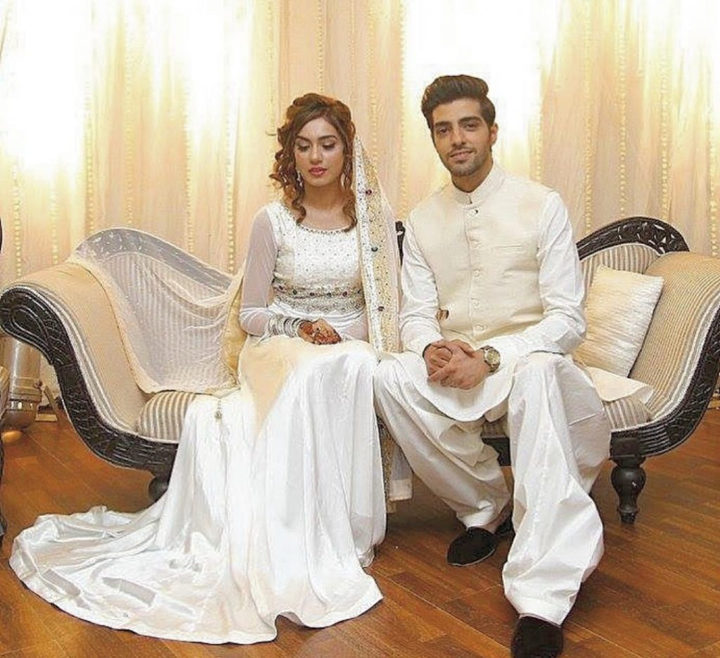Furqan Qureshi Pictures With Wife