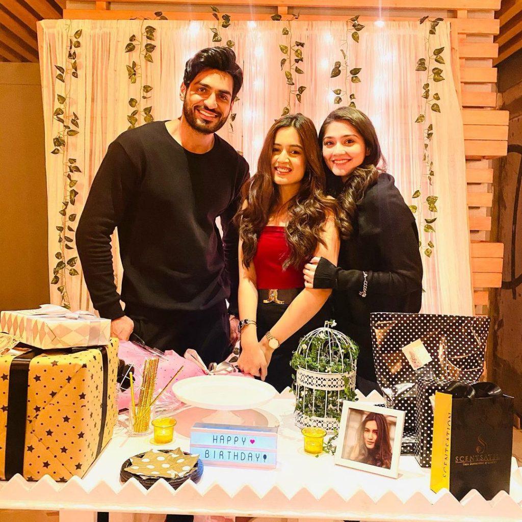 Actress Hira Khan Birthday - Adorable Pictures
