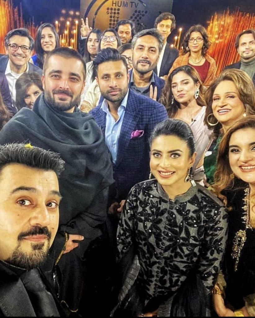 Hamza Ali Abbasi Talks About His Professional Career