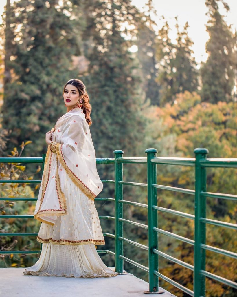 Hareem Farooq Looking Stunning In Latest Pictures