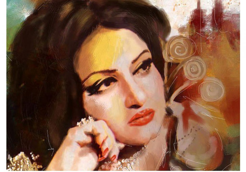 Hina Durrani Shares Video Of Madam Noor Jahan Singing With Nusrat Fateh Ali Khan