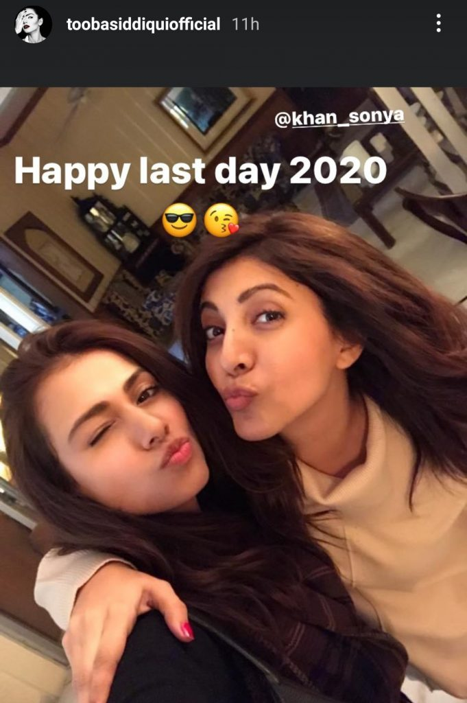 Celebrities Looking Into The New Year , Bidding Farewell to 2020