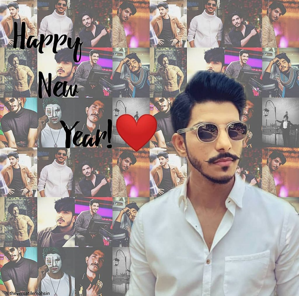Mohsin Abbas Haider's New Year Resolution Is Designed Towards Being Better Human